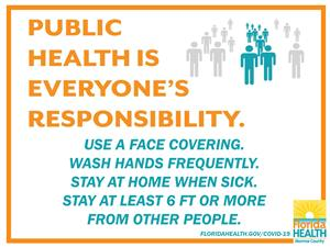 public health is everyone's responsibility