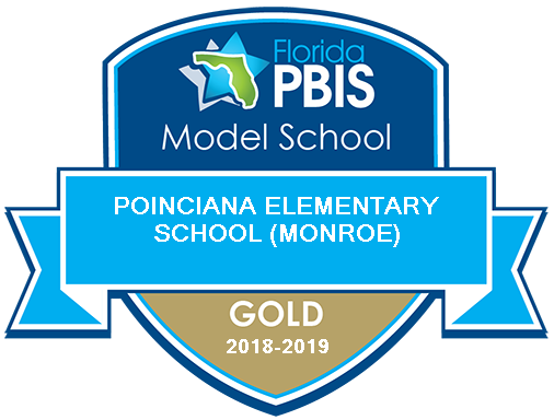 Poinciana is a PBIS GOLD level school!