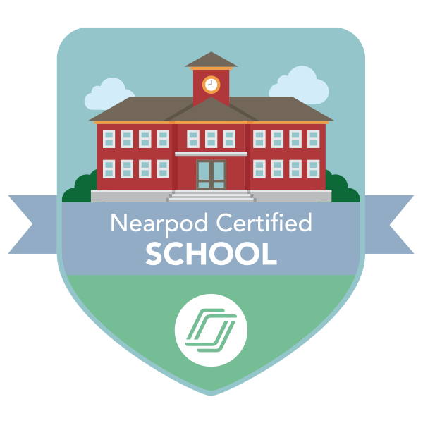 Sugarloaf School received a Nearpod Certified School Recognition.
