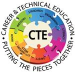 career & Technical Education logo